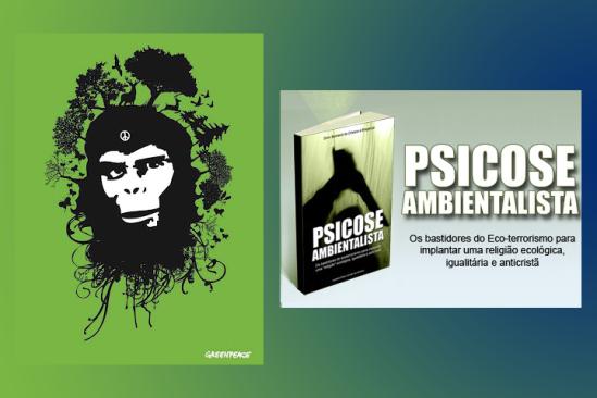 Eco Terrorismo - Campanha da Fraternidade - Greenpeace - CNBB